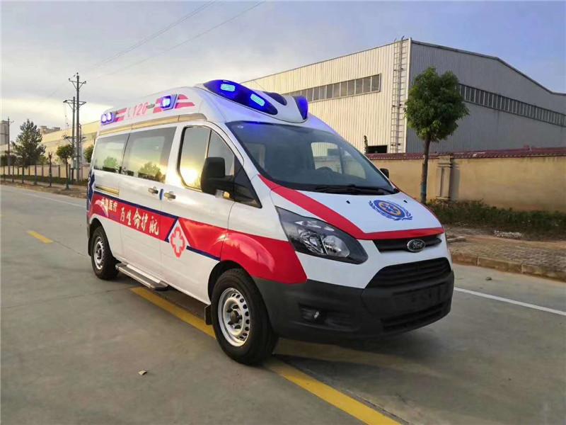 应对新冠状病毒病人,医院更需负压医疗救护车