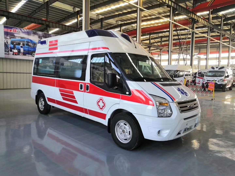 新型冠狀病_是一場沒有硝煙的戰爭_負壓救護車來幫你!