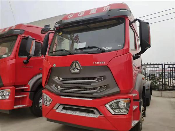 6X2驅動豪瀚載貨車促銷