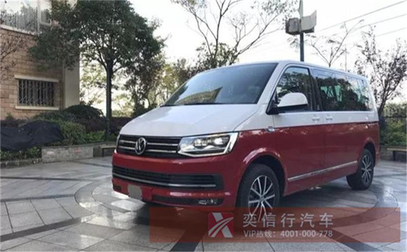 安徽 蚌埠 宣城 大眾T6 進口邁特威房車 價格 圖片