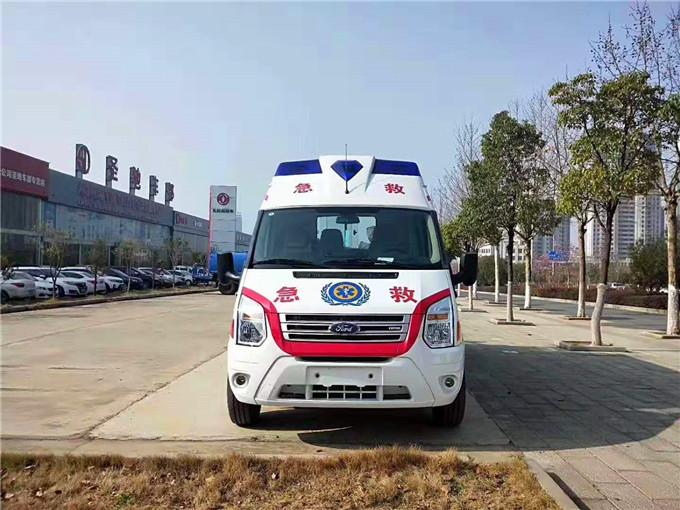 密封性最佳的救護車-福特系列救護車中福特新全順救護車和福特新世代急救車具佳