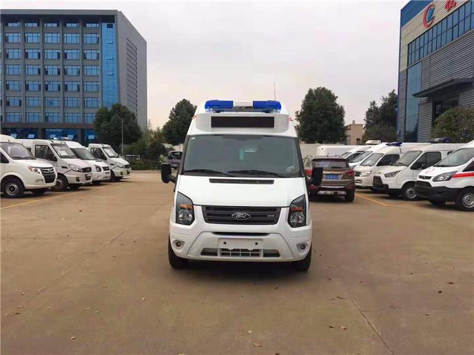 福特V348新世代救護車配置報價生產廠家出廠價多少錢
