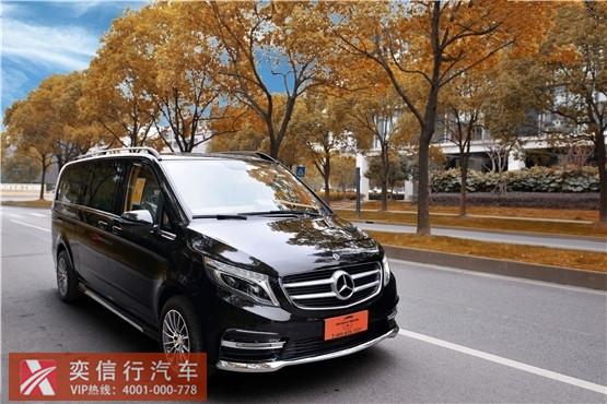 安徽 合肥 阜陽 奔馳威霆 奔馳V260原型車報價  奔馳商務房車價格