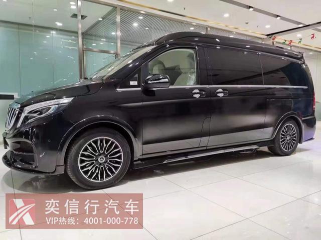 浙江嘉興 湖州七座奔馳商務車近期行情4S報價