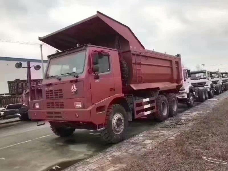 重汽豪沃70狂霸庫存車