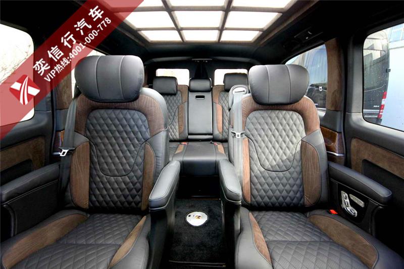 瀘州 宜賓 進口奔馳V250商務車行政版  奔馳V級260L房車報價