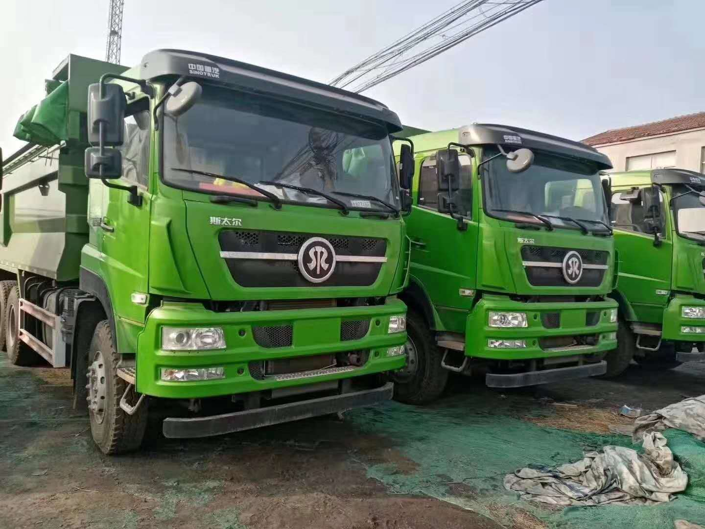 10臺斯太爾D7B自卸車出售