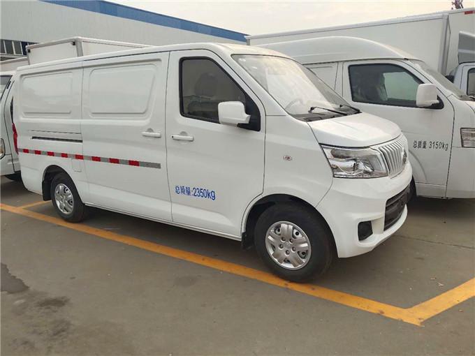 國六長安睿行冷藏車-面包疫苗運輸車-7方藍牌冷藏車中的小貴族2020新品上市