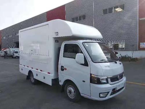 国六东风途逸流动售货车生产厂家