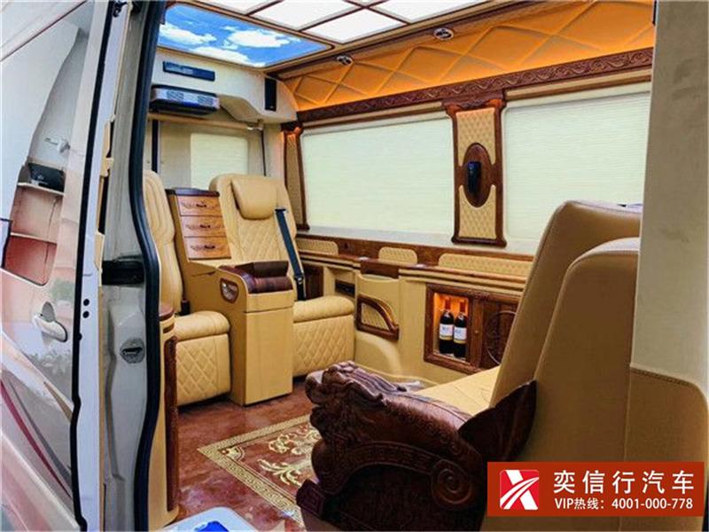 南京奔驰高端商务车 奢华斯宾特7+2座商务大房车厂家直营店销售优惠报价