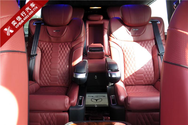 杭州 湖州 嘉興 奔馳商務車 威霆 V260 哪里可以外觀內飾改裝