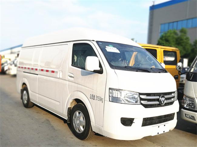 面包冷藏車 福田面包冷藏車價格 福田G7汽油冷藏車 福田小型冷藏車