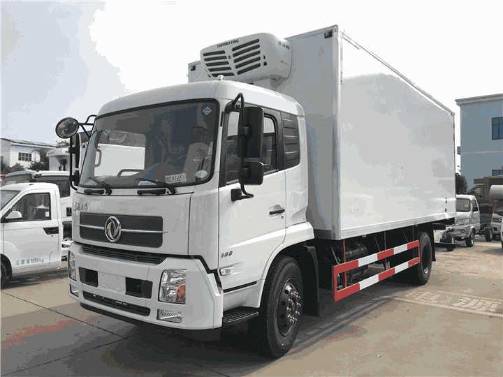 东风天锦7米4冷藏车价格-8吨冷藏车厂家直销报价-10吨冷藏车图片-参数