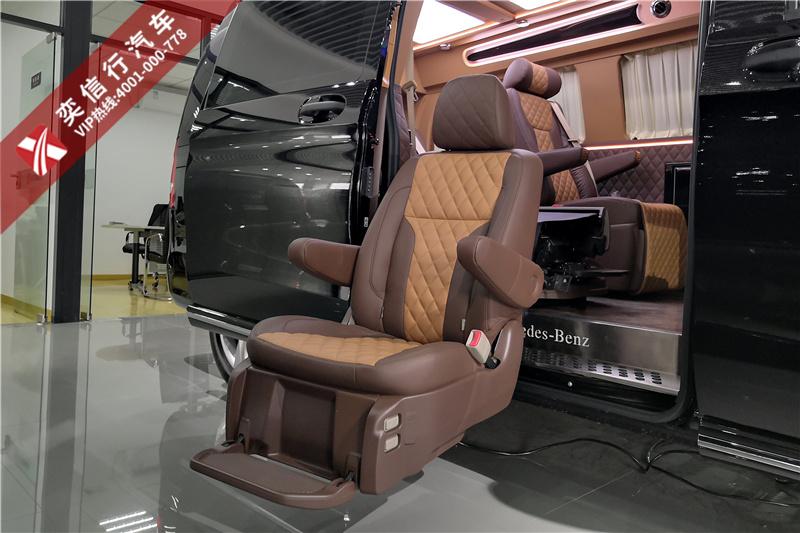 奔馳威霆改裝車福祉車,不落一個人,給行動不便者的帶來的喜訊