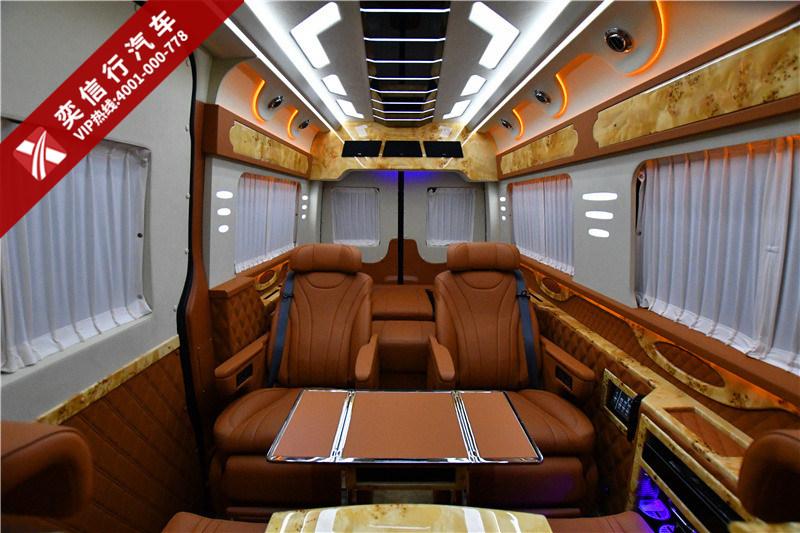 七座頂級商務房車奔馳斯賓特,最高優惠30萬,快來看吧
