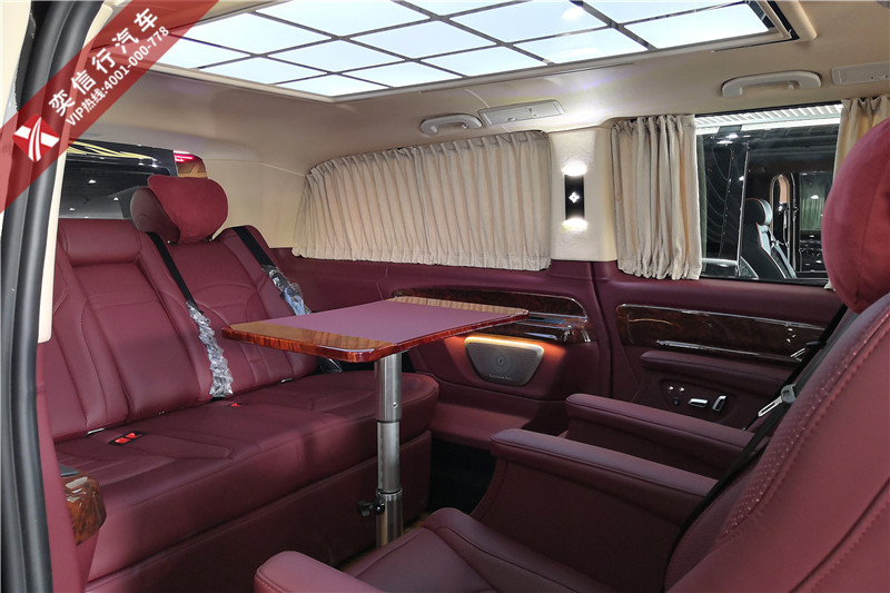2.0T威霆改装商务房车,40万左右性价比超好的实用车型