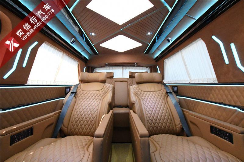 七座奔馳威霆房車,全隔高頂車型,MPV豪華升級工廠直營優惠價格