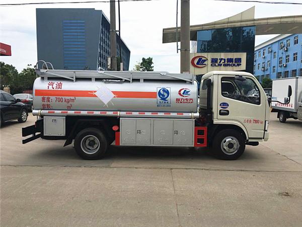 东风蓝牌2吨油罐车价格