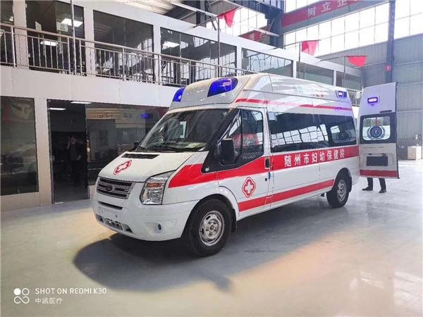 江鈴救護車—福特全順救護車廠家在哪兒—國六120救護車廠家價格貴不貴
