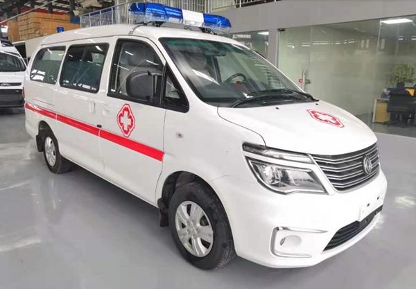 东风风行救护车_东风风行转运型救护车_东风国六救护车