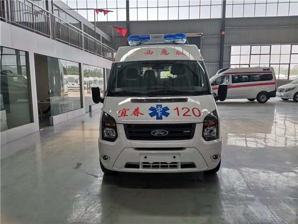 福特全順v348救護車廠家——福特全順v362救護車報價/配置詳細介紹
