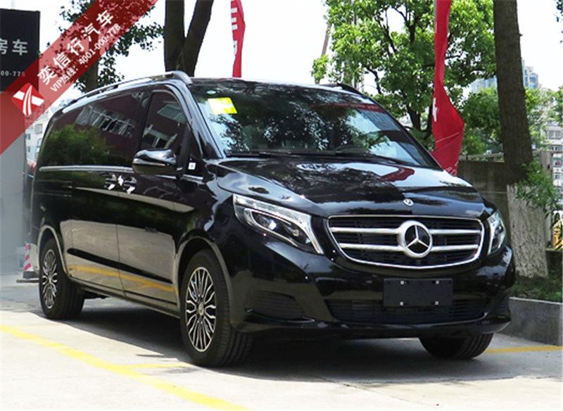 奔馳V級MPV定制商務車,邁捷龍改裝v260房車報價及圖片