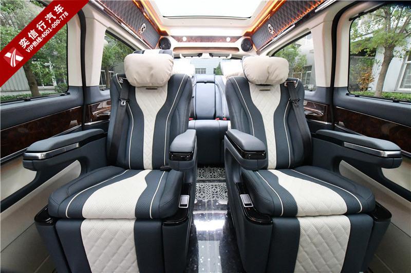 寧波 舟山 奔馳v260優惠有多大 V級房車最低價格多少
