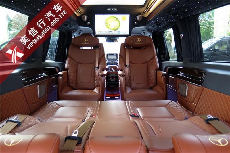 江西 鷹潭 貴溪市 奔馳商務車4S店在哪,V級Vito改裝定制房車多少錢?