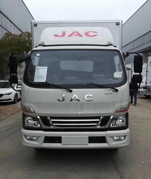 駿鈴V6國六冷藏車