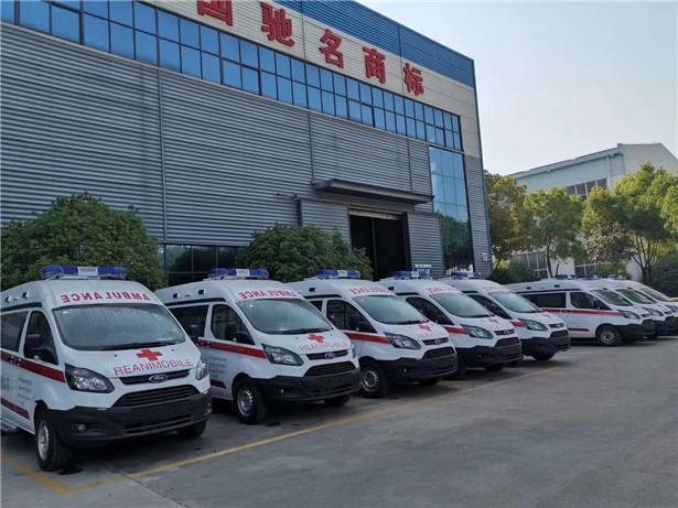 出口救護車——福特120救護車廠家——福特救護車廠家直銷