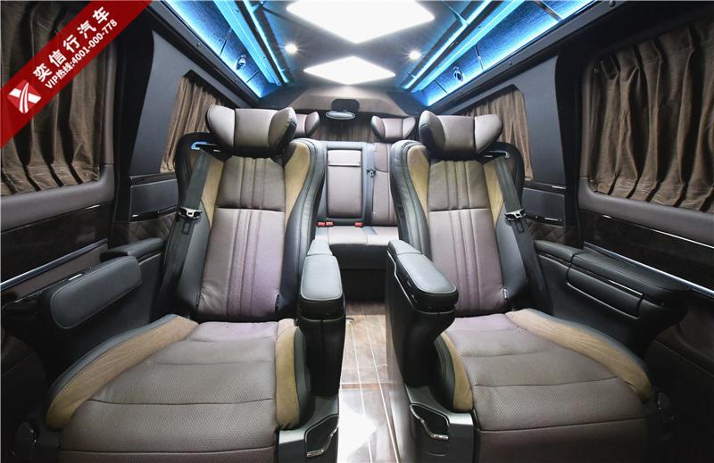 河北 唐山市 豐潤區 奔馳v級威霆改裝車哪賣,多少錢?