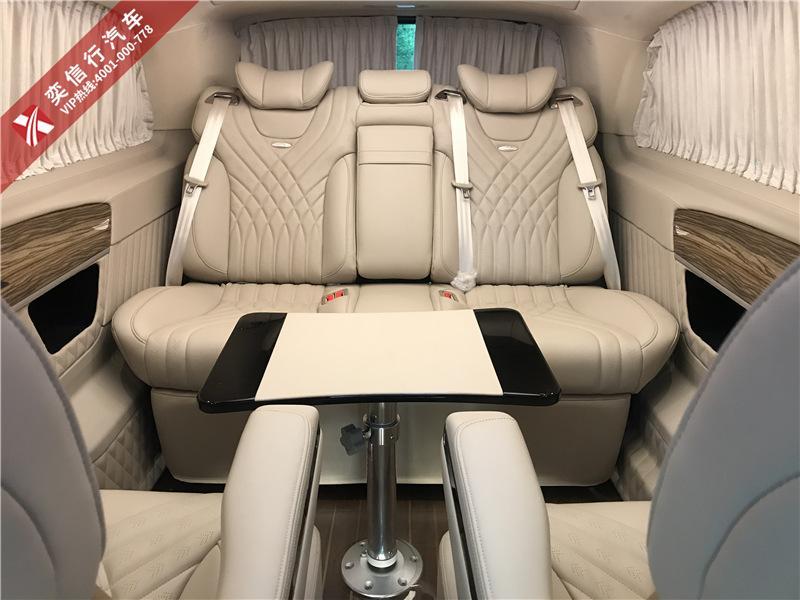 浙江  寧波奉化區 7座奔馳商務車V260MPV改裝房車圖片及報價