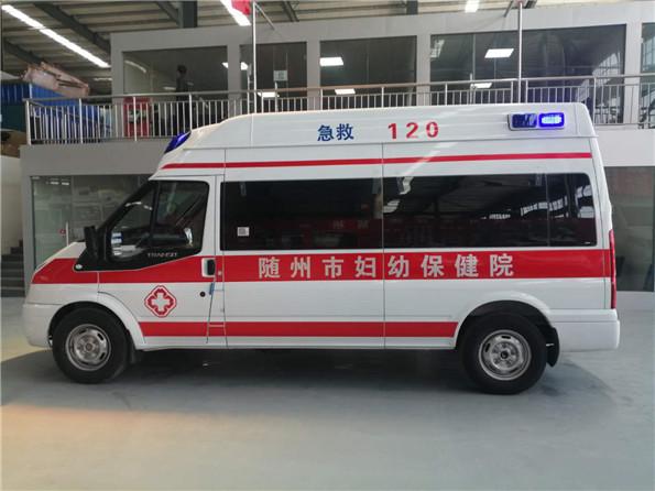 福特v348救護車價格_福特v348救護車廠家直銷價格優惠