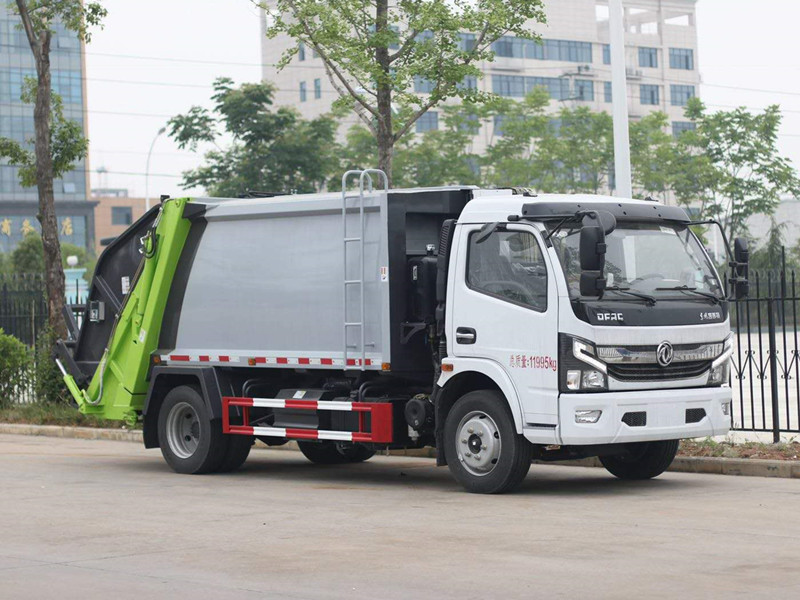 8立方壓縮垃圾車如何選擇最好