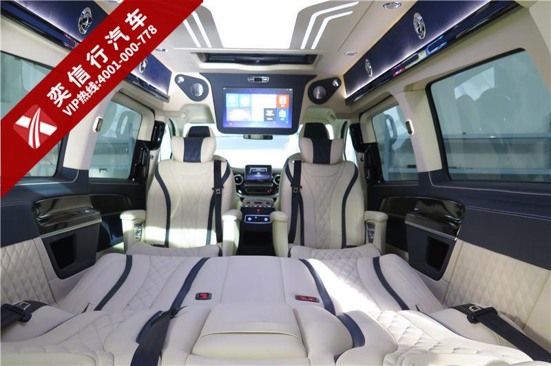 寧波 奉化7座奔馳V級商務車升級V260房車現優惠達10萬