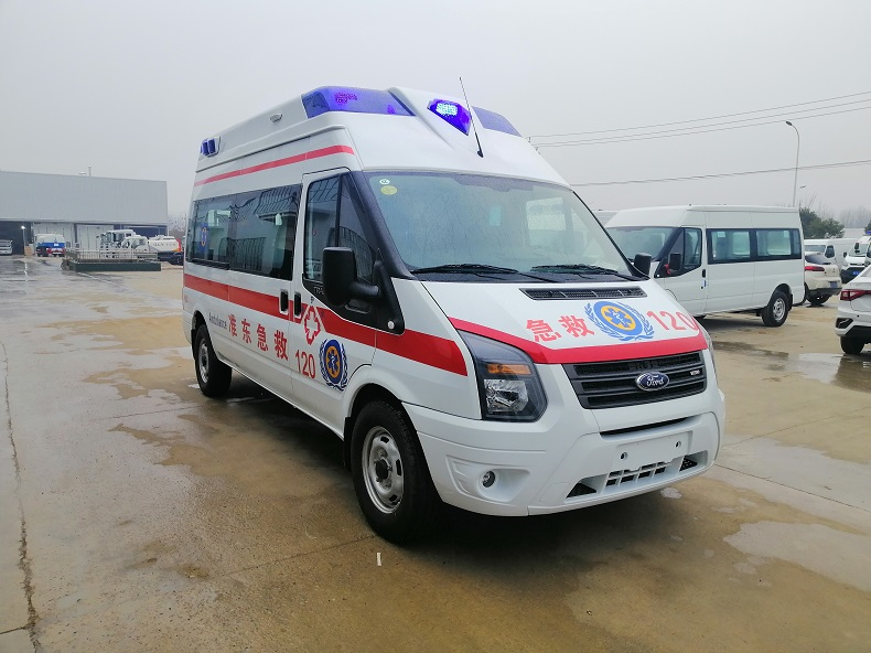 福特V348救护车-监护型救护车-重症监护型救护车为什么要选择福特
