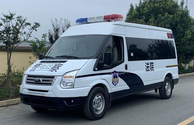 江铃新时代V348囚车-江铃新时代V348囚车生产厂家