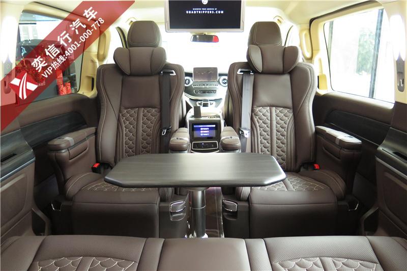 七座奔馳V級改裝車 浙江 寧波最新優惠報價  年中問題 優惠5.8萬,數量有限僅2臺