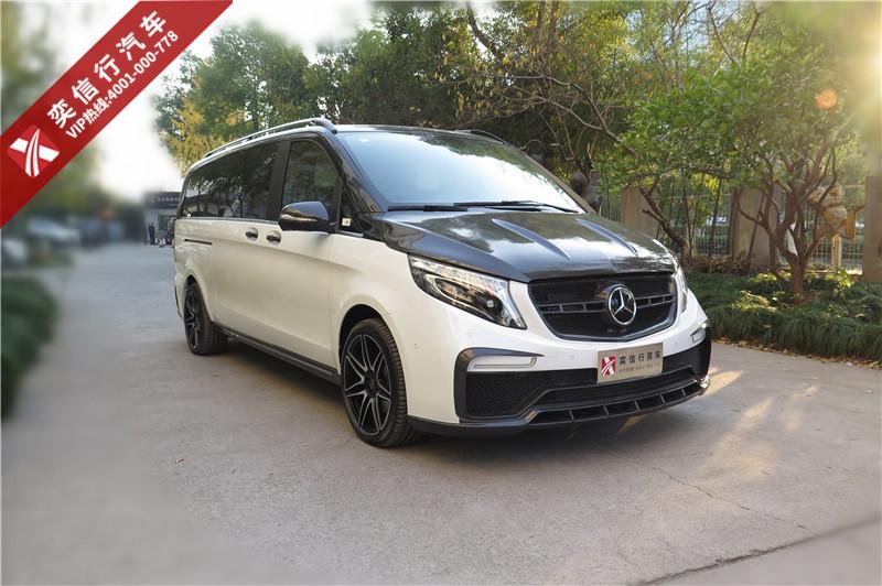 V260商務車改裝升級多少錢?寧波 江東區 奔馳商務車 奔馳房車報價多少?