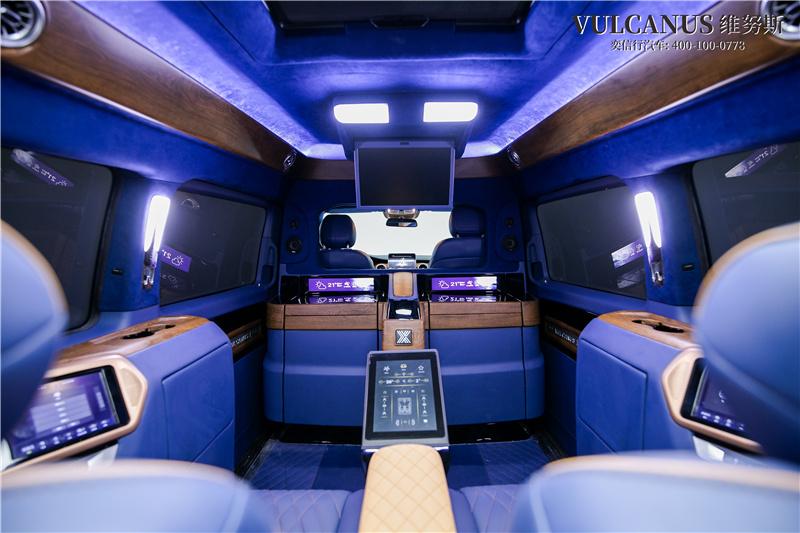 湖北 荊州 商務出行專用房車 4座鉑馳維努斯豪華版奔馳V260房車工廠直銷報價