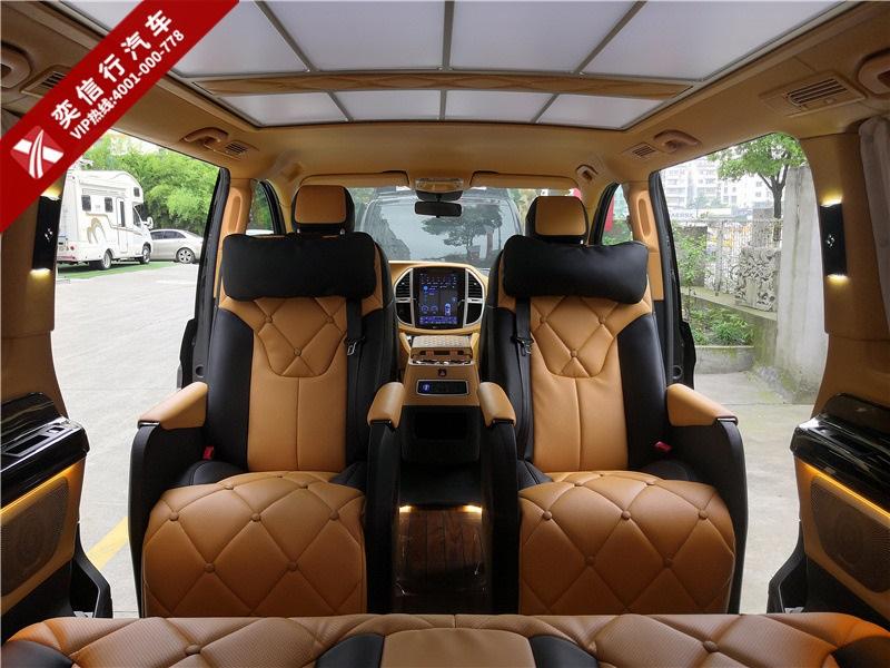 奔馳7座威霆指定車型最低售價39.9萬起,湖北 十堰市 奔馳商務車優惠報價
