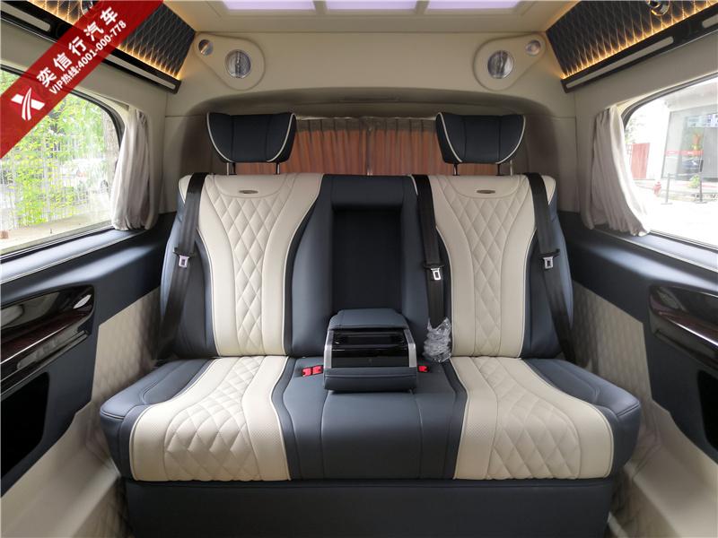 江蘇無錫 常熟  奔馳商務車改裝定制哪里可去,V260內飾升級需要多少錢?