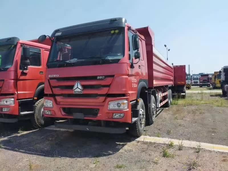 特价7.3米 HOWO 自卸车 380马力国五发动机