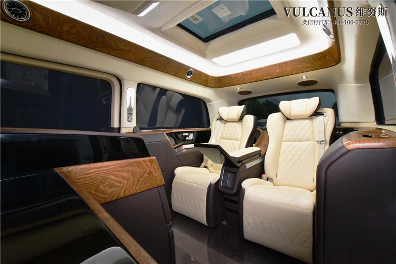 上海 苏州 奔驰V260商务车改装定制 铂驰维努斯4座豪华版,只为成功者设计