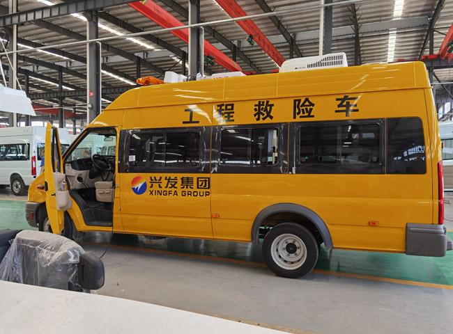 江铃福特全顺V348长轴气防车生产厂家|江铃福特全顺V348长轴气防车生产厂家