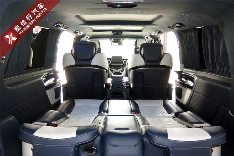 黄山歙县 商务 旅游 接待 家车多用途7座奔驰V260商务车优惠8.8万