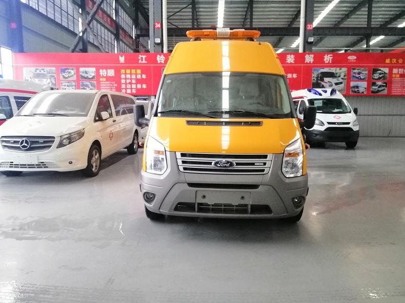 国6福特新世代全顺加长轴救险车-救险车价格-救险车报价