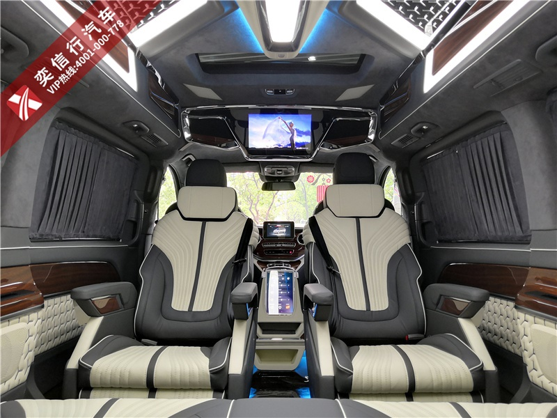 台州 天台 福建奔驰V260商务车哪里去买,奕信行房车工厂直营报价