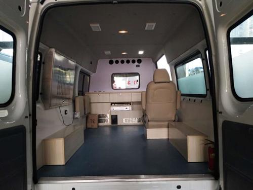售后三包服务车_流动服务车_工具检测车_道路检测车
