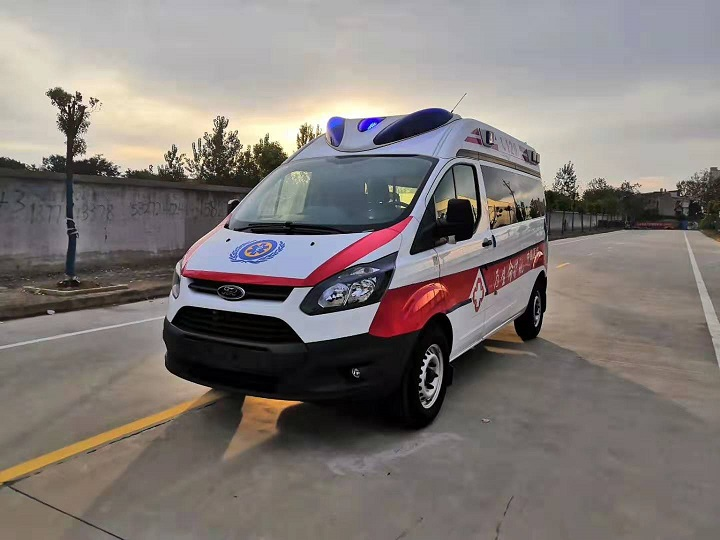 國6-福特V362救護車生產廠家 救護車報價 福特救護車價格